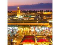 Marrakech downtown