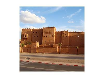 Ouarzazate downtown