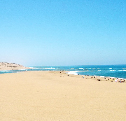 Moulay Bousselham beaches