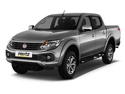 rent a car fiat fullback 4x4 pick up in morocco hertz. Black Bedroom Furniture Sets. Home Design Ideas