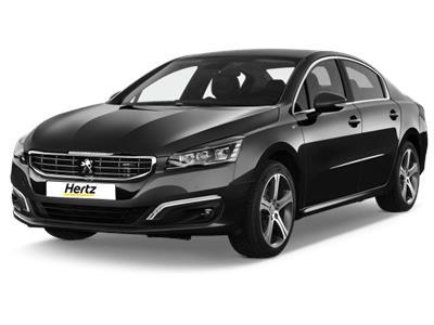 rent a car peugeot 508 automatique in morocco hertz. Black Bedroom Furniture Sets. Home Design Ideas